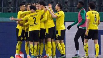 دورتموند يعلن غياب 3 لاعبين عن موقعة بايرن ميونيخ
