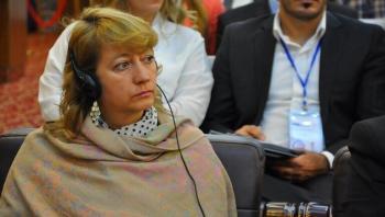 القوات الأمنية العراقية تحرر الناشطة الألمانية المختطفة