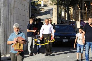 الأردنيون يؤدون صلاة العيد (صور)
