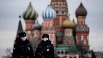 روسيا: 169 وفاة و5475 إصابة جديدة بكورونا