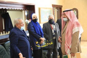السفير السعودي يحاضر في الدراسات الاستراتيجية (صور)