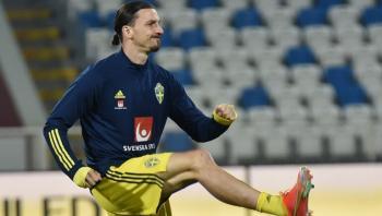 إبراهيموفيتش يعود لتشكيلة منتخب السويد