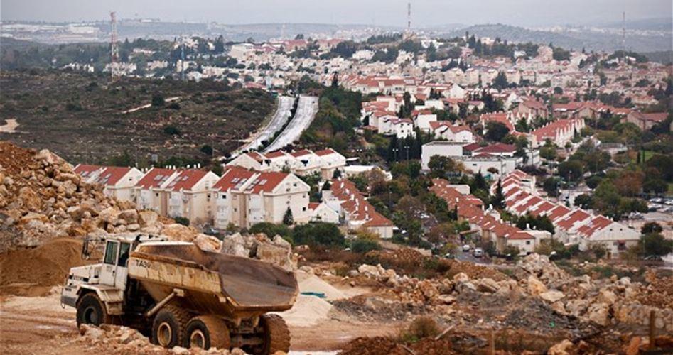 الاحتلال يطرح عطاءات لبناء حي استيطاني جديد بنابلس