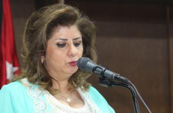 حفل توقيع كتاب سهى حدادين  قمر على وسادتي  في المكتبة الوطنية