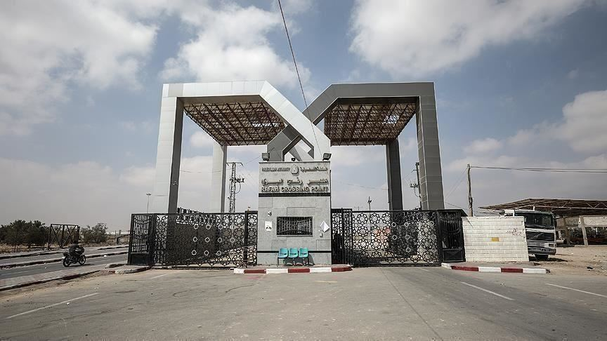 إعادة فتح معبر رفح بين قطاع غزة ومصر لثلاثة ايام