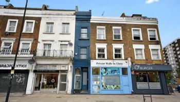 أضيق منزل في لندن للبيع ..  كم سعره؟