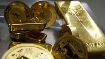 الذهب على مسار أسوأ أداء شهري في 4 سنوات
