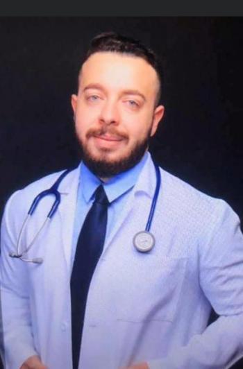 الدكتور بشر ماهر الغلاييني ..  مبارك