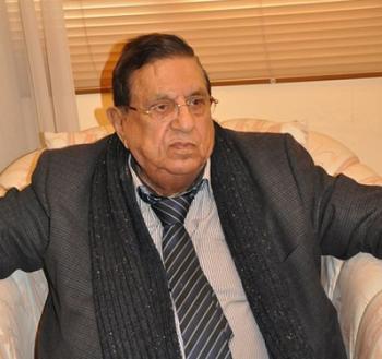 حداد ينعى الدكتور هاشم الدباس
