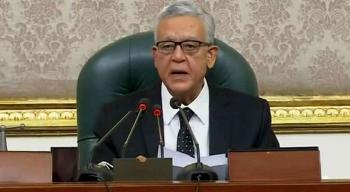حنفي جبالي رئيساً لمجلس النواب الجديد في مصر