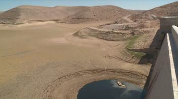 سد الوالة لم يصل لهذه المرحلة من الجفاف منذ عام 2003