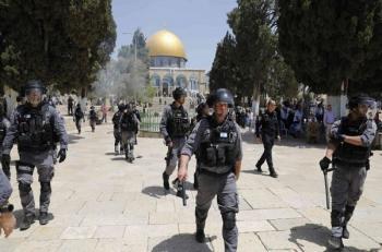 بريطانيا تعرب عن قلقها لتصاعد التوترات في القدس