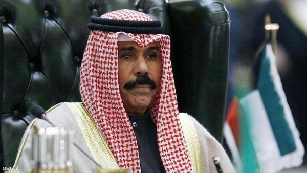 الشيخ نواف الأحمد الصباح كان وليا للعهد في الكويت منذ 2006