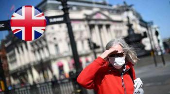 بريطانيا تسجل رقماً قياسياً جديداً بإصابات كورونا