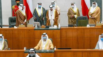الحكومة الكويتية تنفي تقارير عن توجه وزراء لتقديم استقالتهم