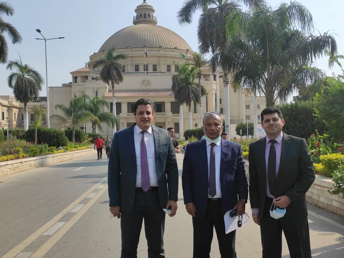 جامعة الزيتونة توقع اتفاقيات تعاون مع مؤسسات بحثية في مصر