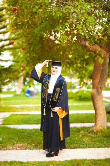 دينا أحمد جابر ..  مبارك التخرج