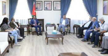 فلسطين النيابية تطالب بطرد السفير الاسرائيلي من عمان