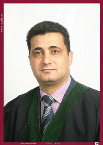 الدكتور احمد هاني القطاونة