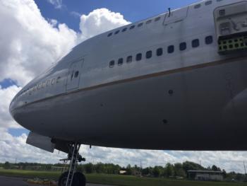 طائرة بوينج 747 للبيع بـ 299 ألف دولار