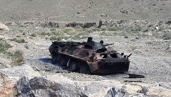 سقوط 40 قتيلا باشتباكات على الحدود بين طاجيكستان وقرغيزستان