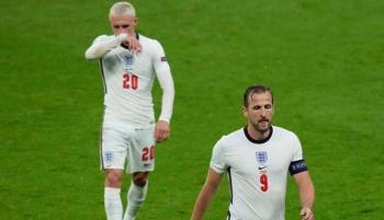 هاري كين يحبط منتخب إنجلترا