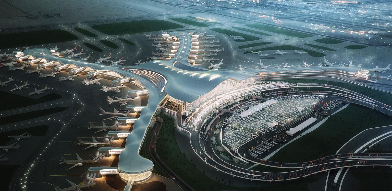 تحويل رحلات من أبوظبي ودبي إلى مطارات أخرى بسبب الطقس