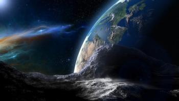 جسم فضائي غامض مرّ قرب الأرض والعلماء لا يعرفون ماهيته!