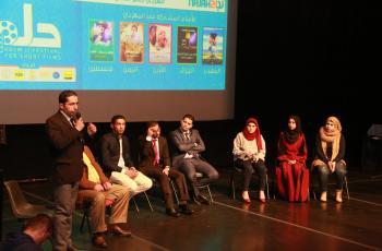 أمنية ترعى مهرجان حُلم الثاني للأفلام القصيرة