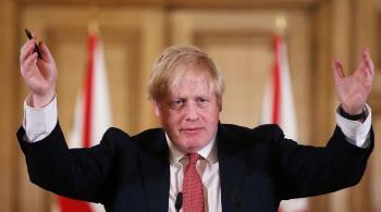 رئيس وزراء بريطانيا: كورونا باتت تحت السيطرة