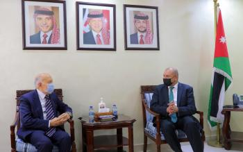 العودات يؤكد دعم مجلس النواب للمغرب في قضية الهجرة