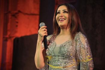 لطيفة التونسية: الاردن حضن للجميع (فيديو)