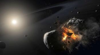 كويكب خطير يقترب من الأرض  ..  هذه الحقيقة