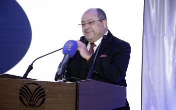 انتخاب المجالي رئيسا لجمعية الاسواق الحرة للشرق الاوسط و افريقيا