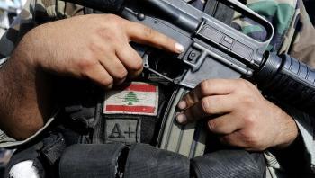مقتل عسكريين اثنين وإرهابي في هجوم على مركز للجيش اللبناني