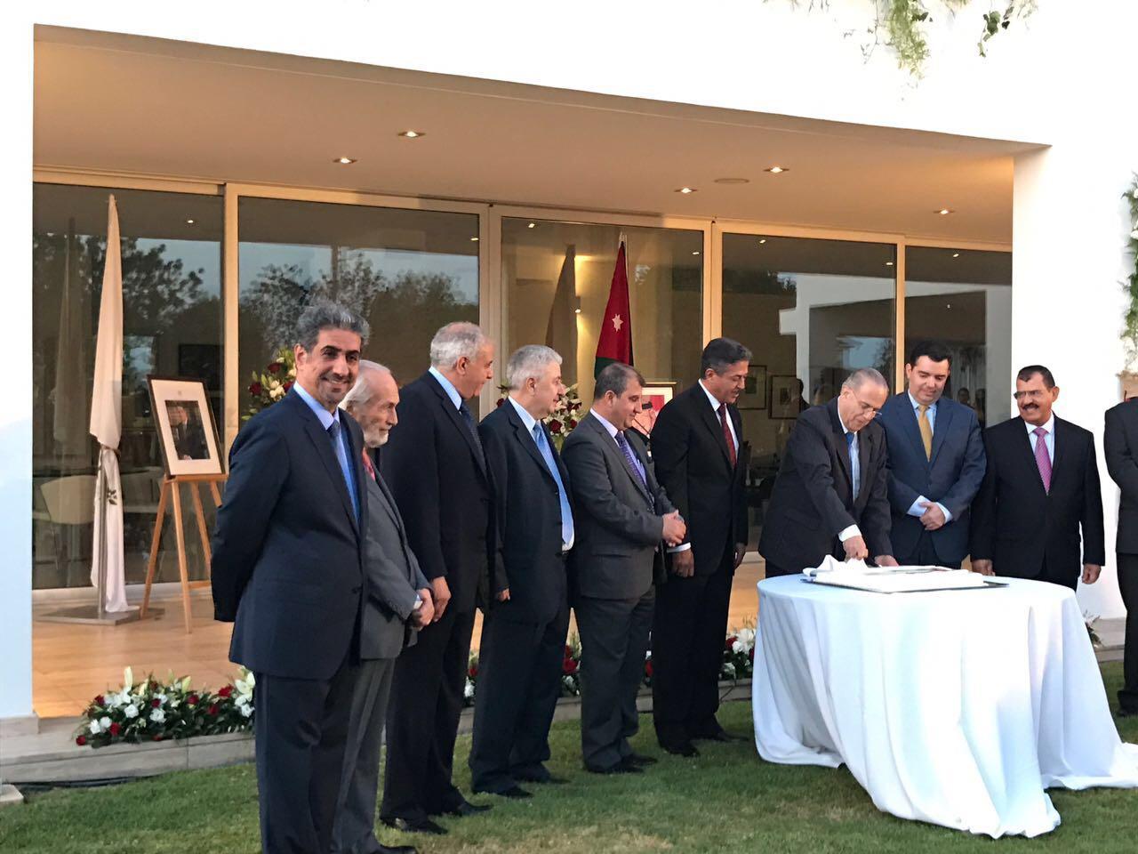 السفارة الأردنية في نيقوسيا تحتفل بعيد الاستقلال