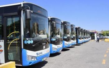توجه لخفض نسبة تشغيل حافلات النقل العام الى 50% بسبب عدم الالتزام