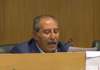 العدالة النيابية تدعو لاعادة النظر بكافة الاتفاقيات الموقعة مع الاحتلال
