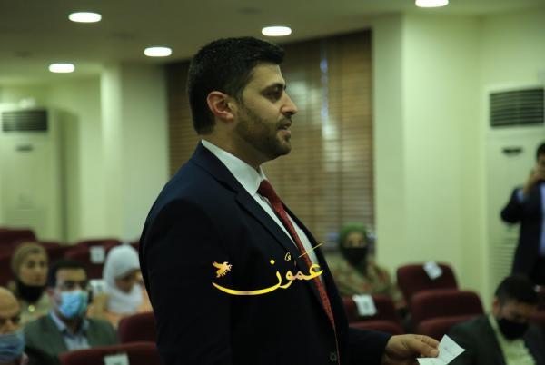 الزميل عبدالله مسمار