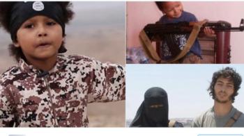 داعش يعلم أطفاله الإجابة على هذين السؤالين فقط