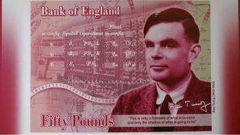 بريطانيا تضع صورة عالم الرياضيات آلان تورينج على ورقة فئة 50 جنيها
