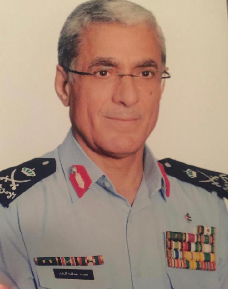 الفريق المتقاعد محمد عبدالله الرقاد