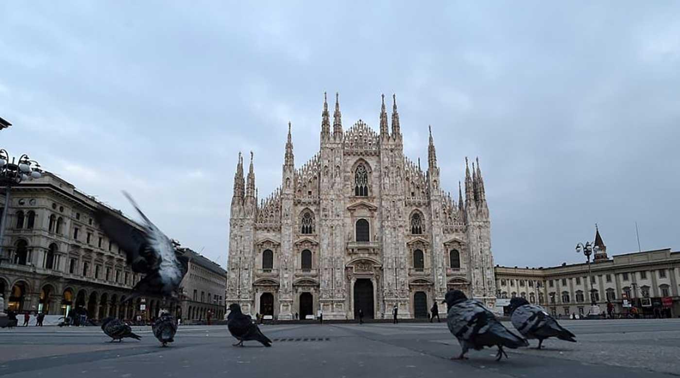 روما تفرض حظر تجول ليليا للحد من انتشار كورونا