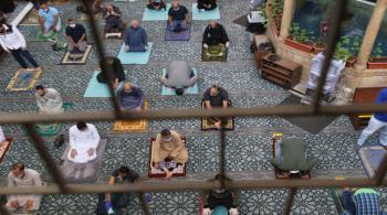 أوقاف الرصيفة: لا جديد بشأن إعادة فتح المساجد