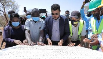 إثيوبيا تدشن مشروعا ضخما لإنتاج الذهب قرب سد النهضة