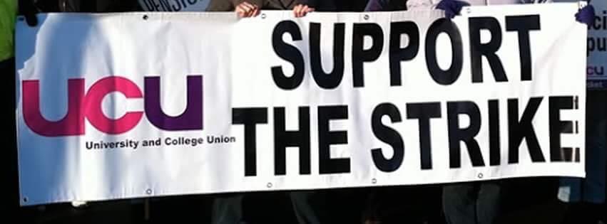 أكبر إضراب أكاديمي في تاريخ بريطانيا