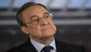 تسريبات بيريز ..  كيف ينهي رئيس ريال مدريد الأزمة؟