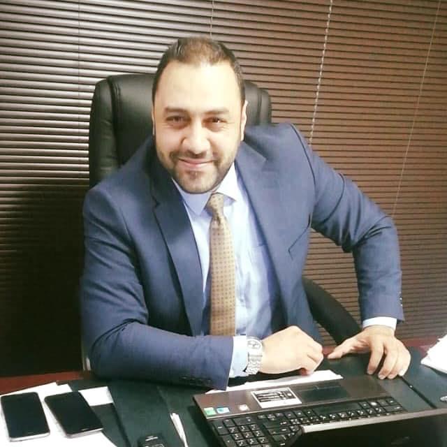 المحامي عمر الحموي