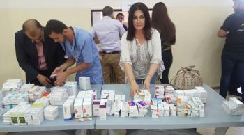 الاخاء الاردنية العراقية تقيم يوما طبيا