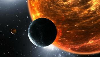 جسم غامض بالقرب من الشمس ..  يفوق حجم الأرض 25 مرة